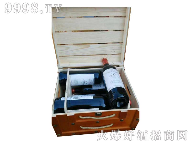 法国进口葡萄酒礼盒装