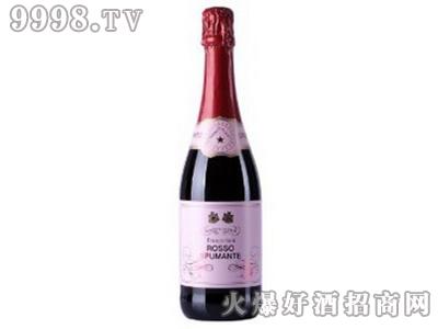 肖曼特甜红起泡白葡萄酒
