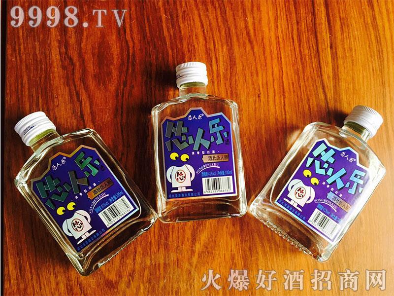 怂人乐清香型白酒