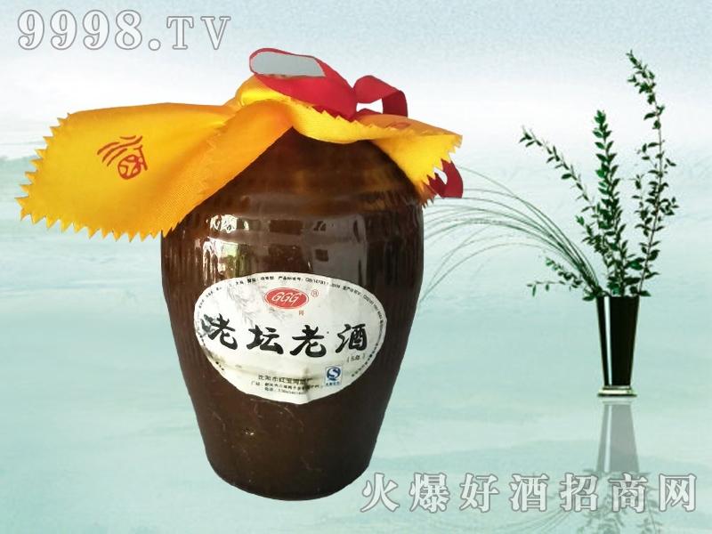 红玉河老坛老酒