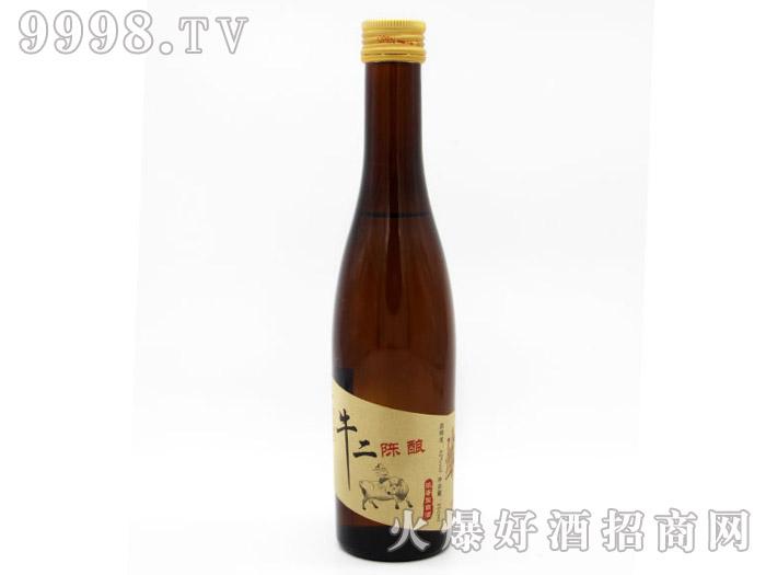 42°蓝牛牛二陈酿白酒250ml