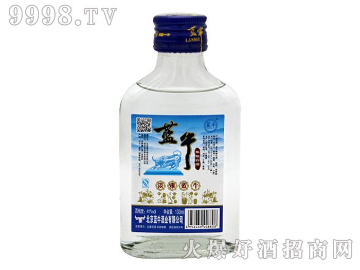41°淡雅蓝牛陈酿小酒100ml