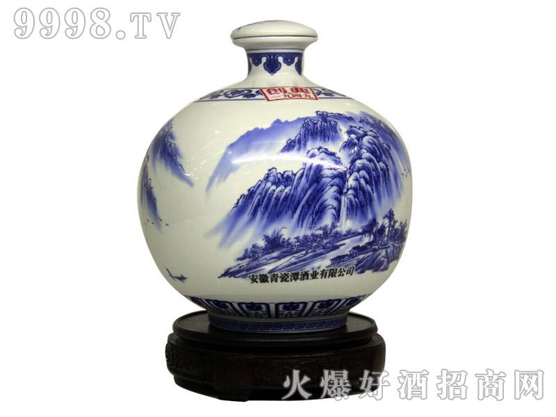 青瓷潭老窖酒・创典1949(五斤装)