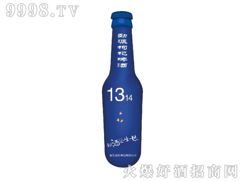 劲派枸杞啤酒330ml