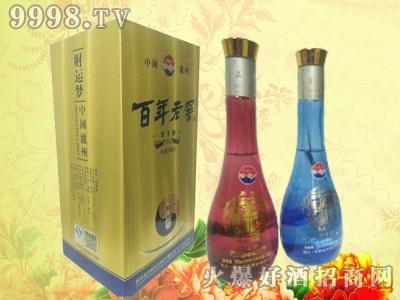 梦瑶春酒百年老窖