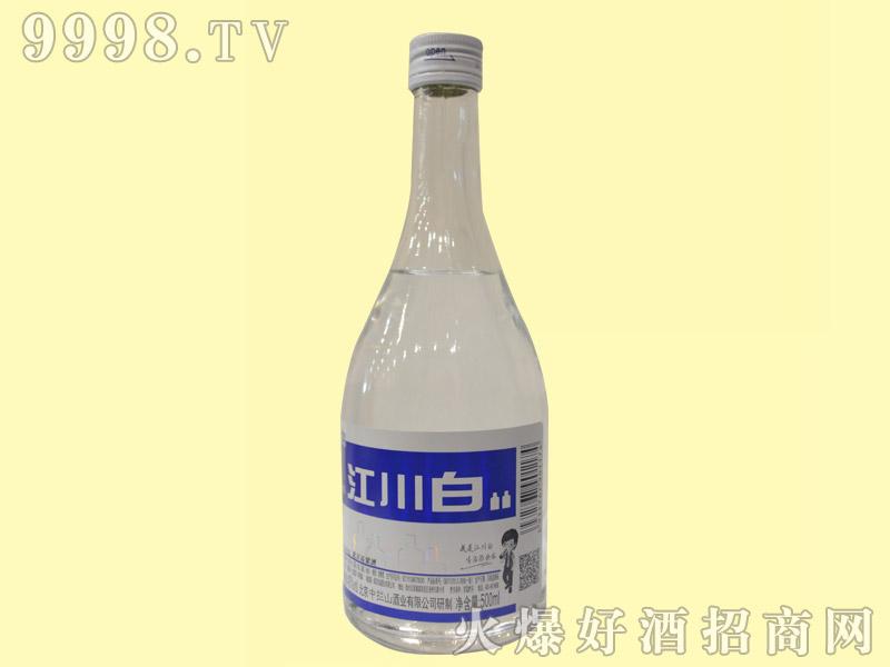 中拦山江川白高粱酒500ML