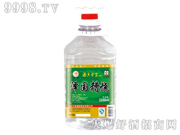 月桂泽国糟烧酒2.25L