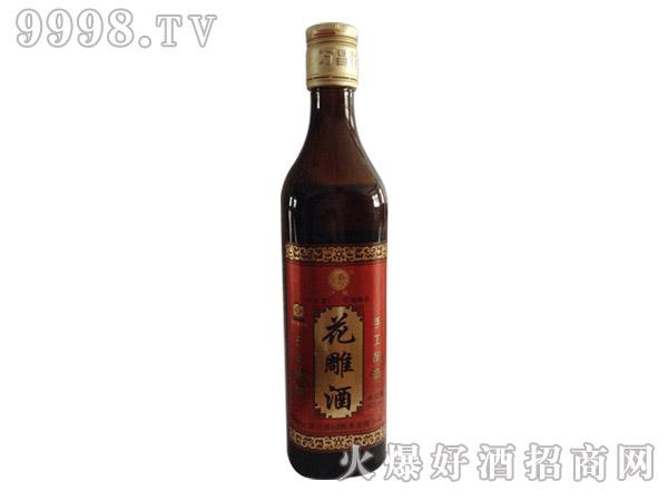 月桂花雕酒五年陈500ml