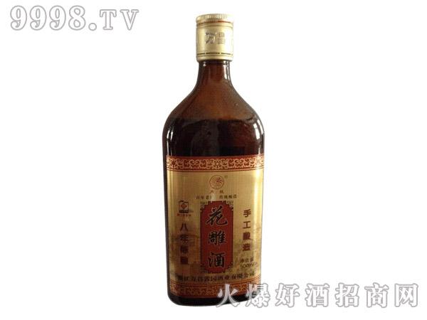 月桂花雕酒八年陈500ml
