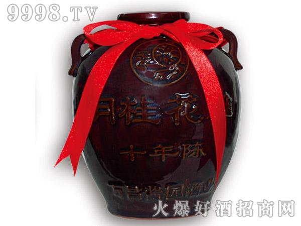 月桂花雕酒十年陈(坛)