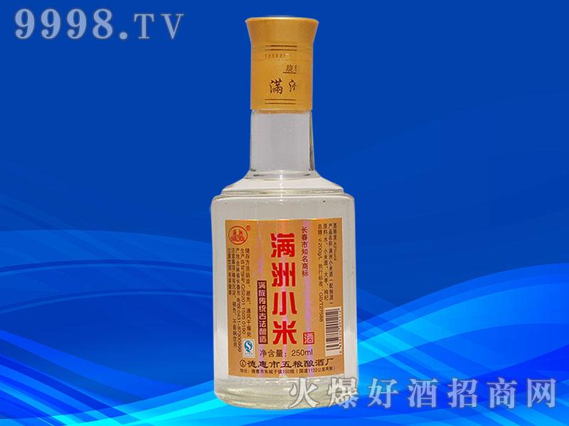满洲小米酒250ml