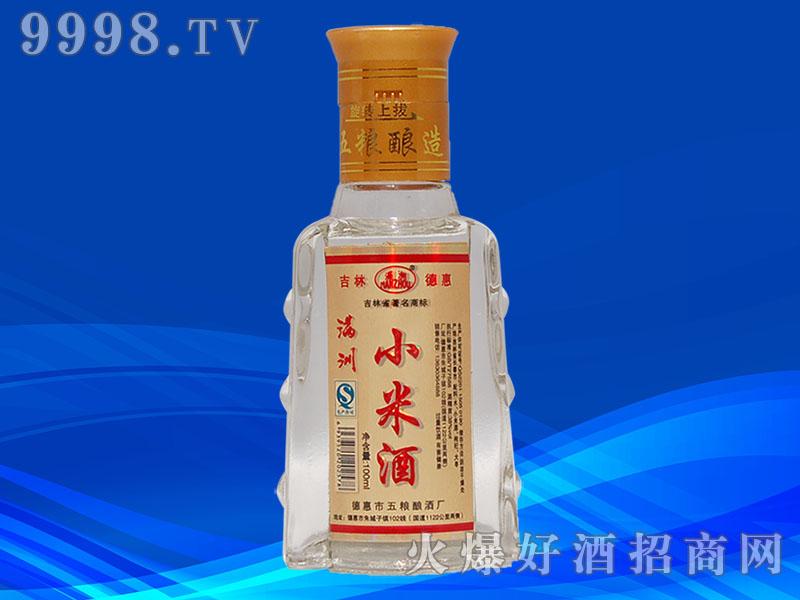 满洲小米酒100ml