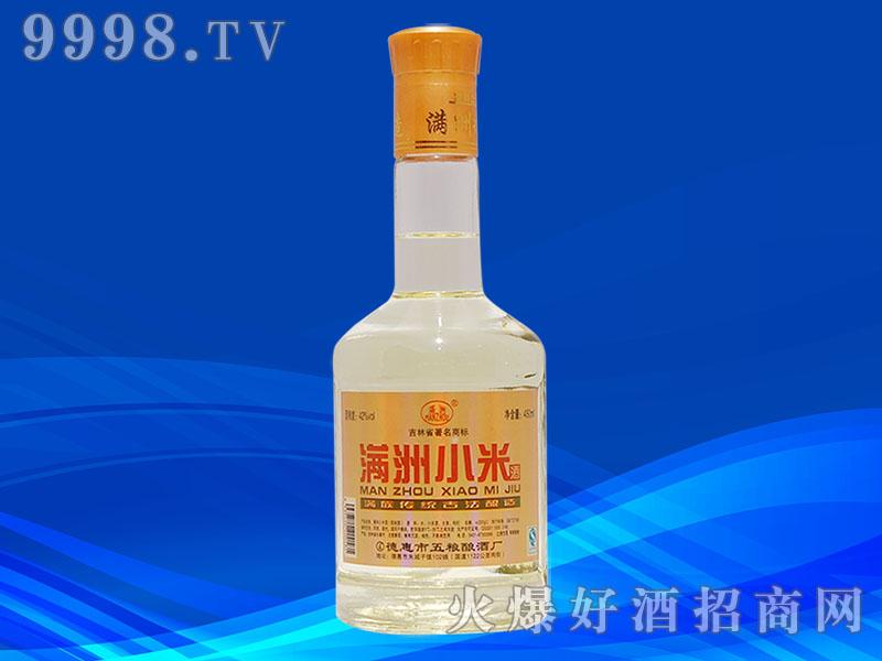 满洲小米酒42°450ml
