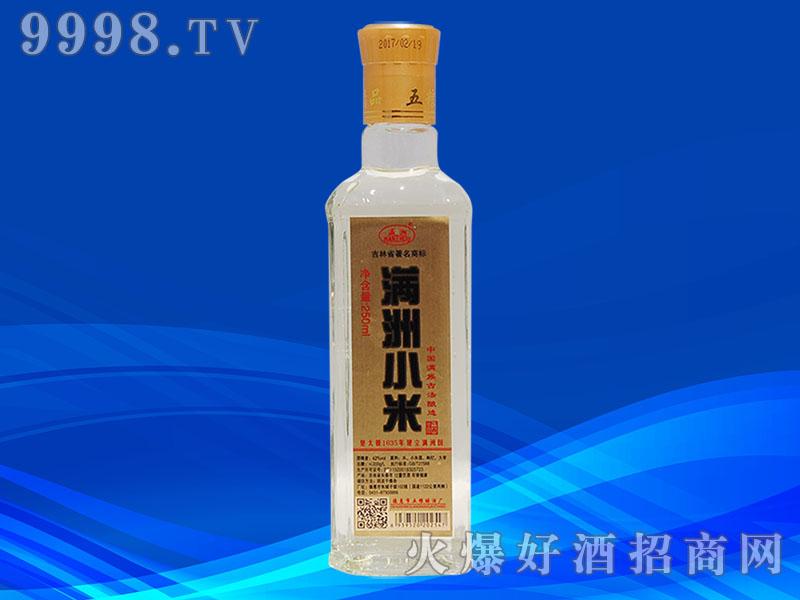 满洲小米酒42°250ml