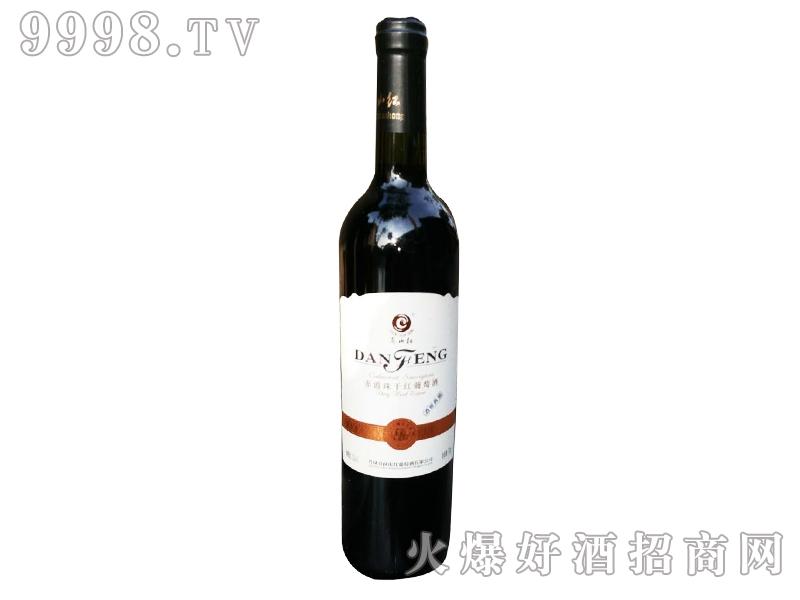 商山红赤霞珠干红葡萄酒