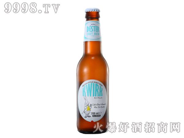 德星KWIRK威克小麦白啤330ml瓶装
