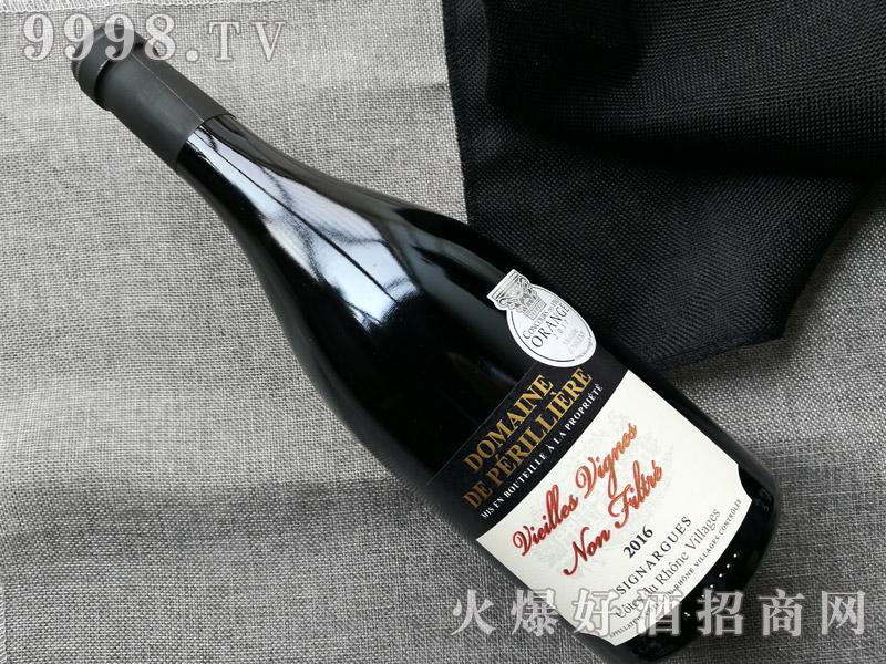 法国罗纳河谷佩黎酒庄干红葡萄酒