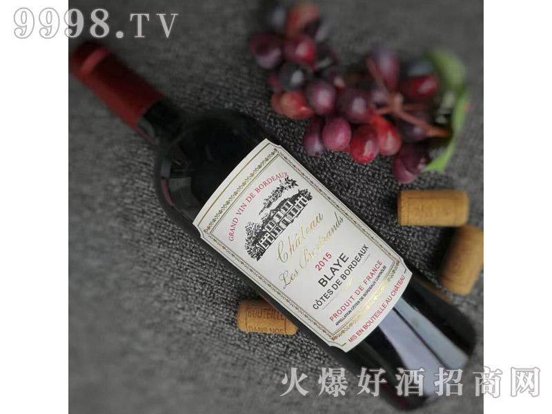 波尔多布莱依贝和堂酒庄酒干红葡萄酒