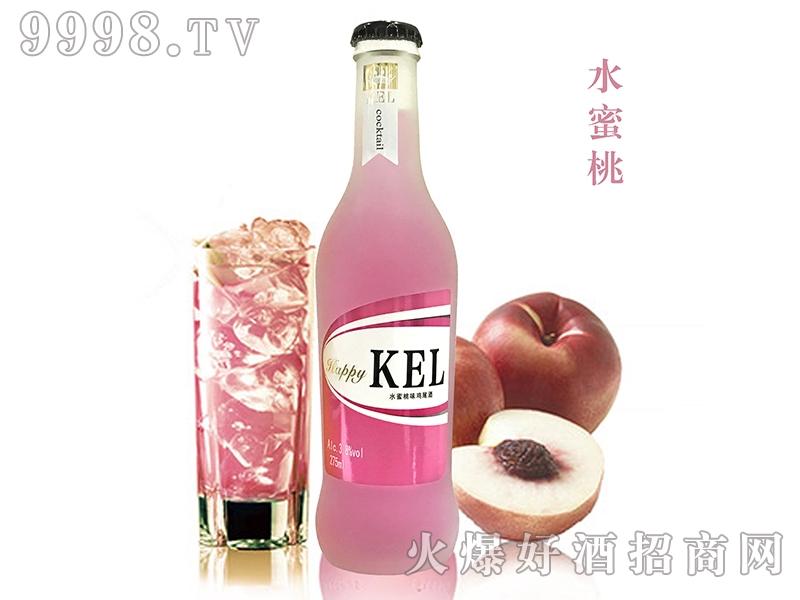 酷儿乐鸡尾酒水蜜桃
