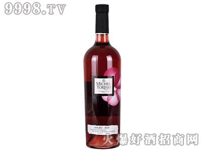 米歇尔多林珍藏马尔贝克桃红葡萄酒