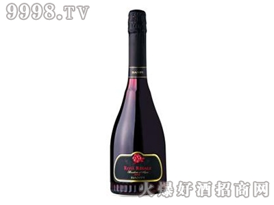 王室玫瑰伯式图阿克起泡甜酒