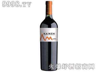 开肯马尔贝克红葡萄酒