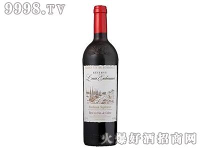 路易艾希纳超级波尔多红葡萄酒