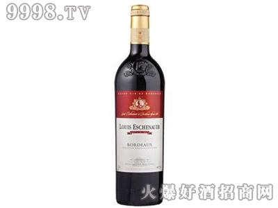 路易艾希纳波尔多红葡萄酒