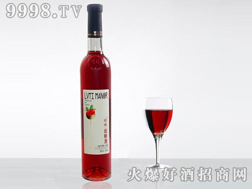 绿缇山楂酒