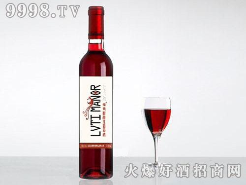 绿缇脱醇红葡萄酒