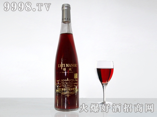 绿缇脱醇红葡萄酒(720ML)