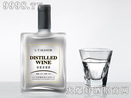 绿缇蒸馏酒52度