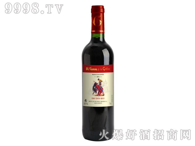 吉洛斗牛士红葡萄酒-2015