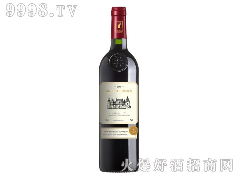 吉洛琼斯红葡萄酒(新)