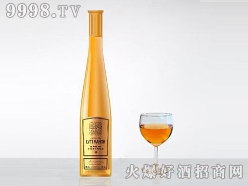 绿缇低醇白冰葡萄酒
