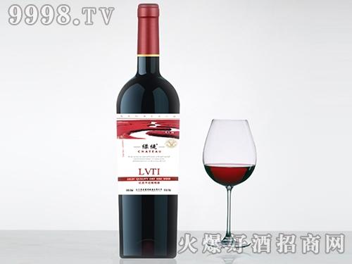 绿缇 优质干红葡萄酒