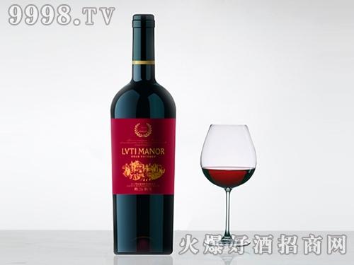 绿缇庄园 美乐干红葡萄酒