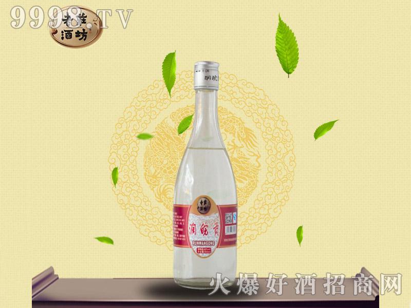 老庄酒坊・光瓶润皖贡(42°)