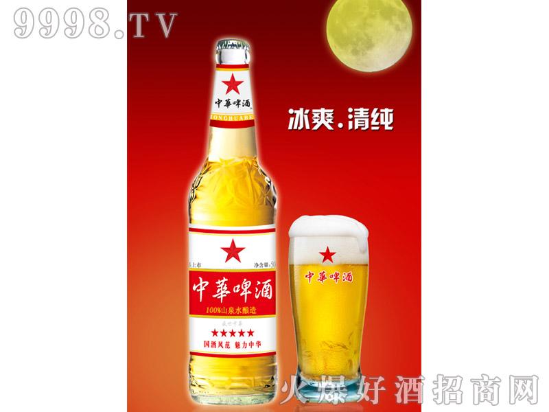 500ml盛世中华白瓶