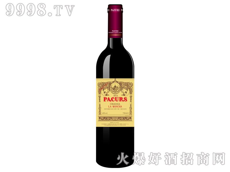 柏翠堡副牌米夏埃尔庄园伯爵干红葡萄酒2013