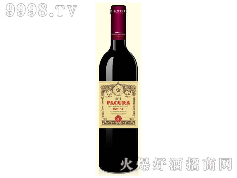 柏翠堡副牌佳酿干红葡萄酒