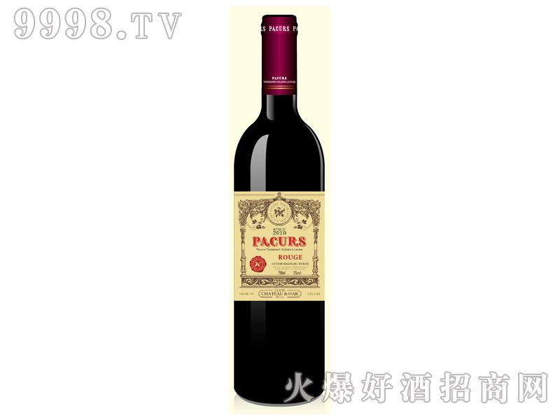 柏翠堡副牌优酿干红葡萄酒