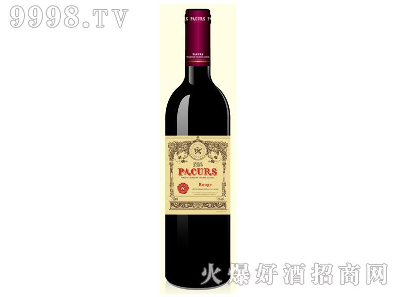 柏翠堡副牌精酿干红葡萄酒