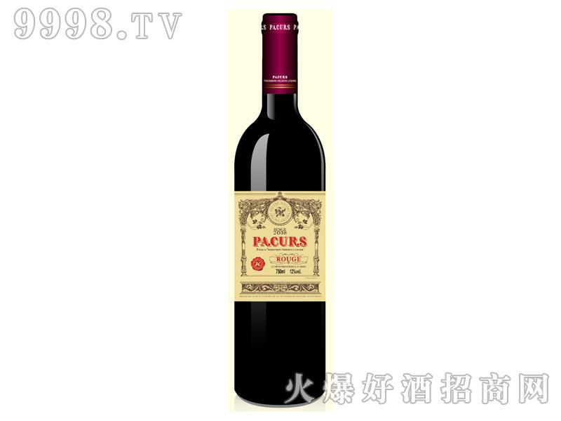 柏翠堡副牌珍藏干红葡萄酒
