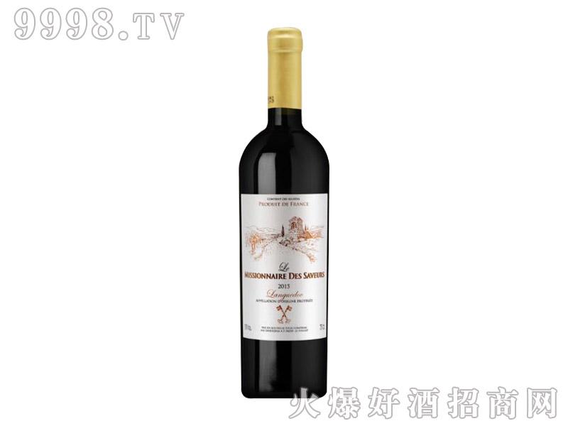法国-传教士红葡萄酒