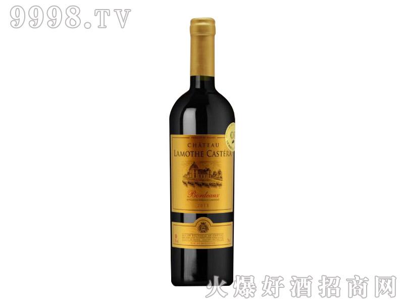法国-拉莫城堡(金标)红葡萄酒