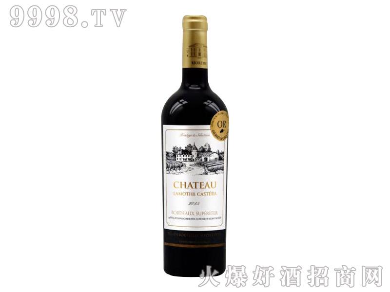 法国-拉莫城堡红葡萄酒