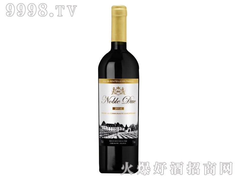 法国-尊贵公爵红葡萄酒