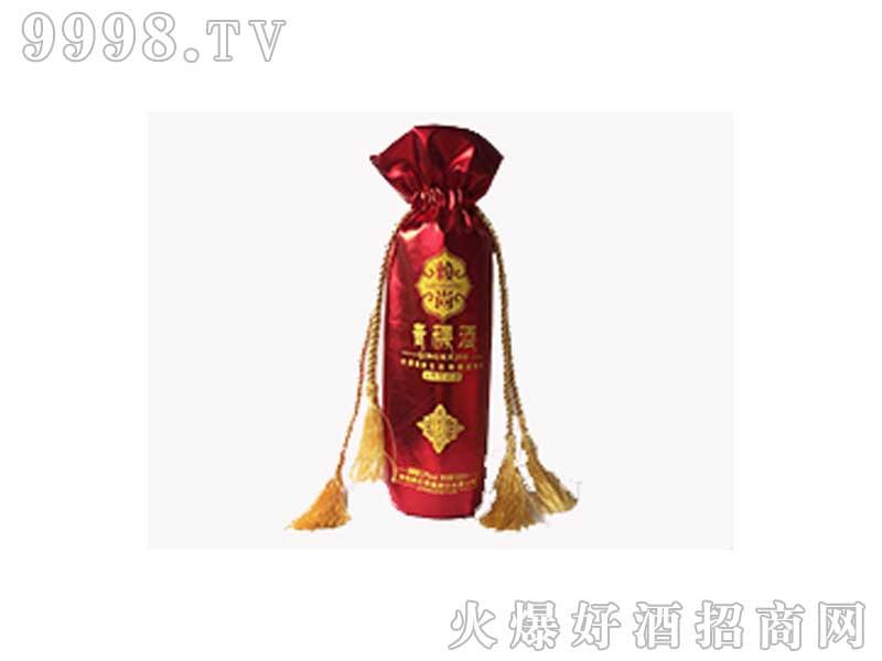 赖尚青稞酒高原炫彩系列-红彩
