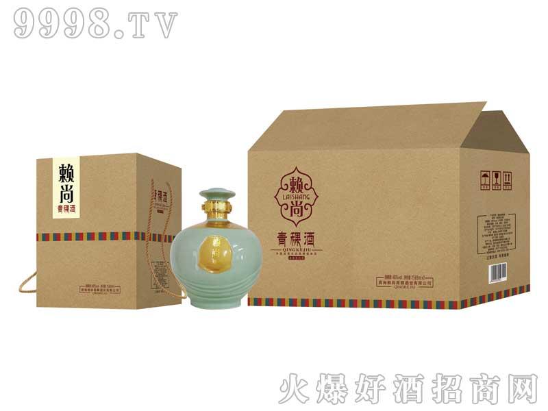 赖尚青稞酒高原生态原浆系列1588ml